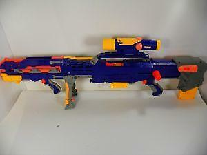 Nerf Blue Scope