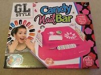GL Style Candy Nail Bar Embellish your false nails with stickers & glitter ! NEW