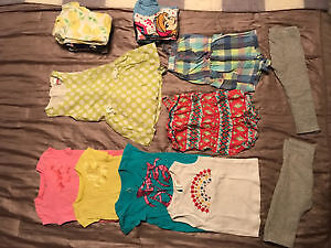 Toddler Girl Spring/Summer Clothes - Sz 3T