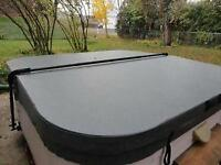 Custom Made Hot Tub Cover Free Shipping Best in Canada
