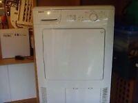 Beko DRCS68W 6kg Sensor Drying Condenser Tumble Dryer 1 YEAR GUARANTEE FREE DEL N FIT