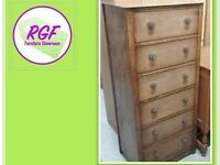 SALE NOW ON!! Tall Chest Of Drawers - Can Deliver for £19