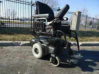 Quickie Freestyle Power Wheelchair in Excellent condition - The