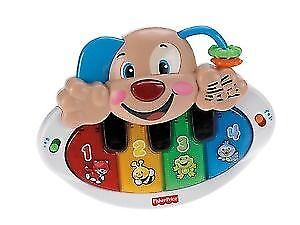 Like NEW! Fisher Price Laugh & Learn Puppy's Piano