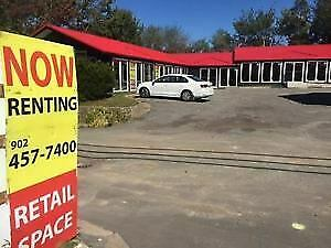 500 SF commercial space available Bedford Highway.