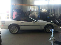 Paint and bodywork, 25 years ~ looking for super price needing