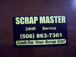 OPEN 24/7 Buying Scrap cars. TOP PRICES PAID!