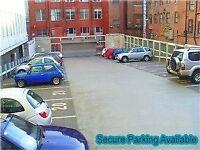 Secure Parking in Norther Quarter