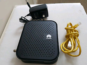 Huawei Mt130u Cable Modem - Docsis 3.0 - With Power Supply