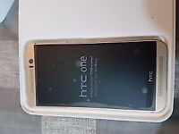 HTC One M9 (Latest Model) - 32GB - Gold /Silver (Unlocked) Smartphone