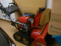 HS928 Honda Snowblower