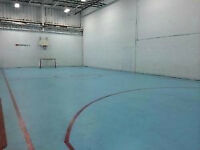 Gym rentals $25/hr!!! book it! basketball,ball hockey,volleyball