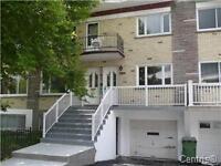Duplex rénové - Deux 5 1/2 et Un 3 1/2 (499 000$ Négociable)