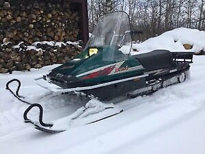 2009 Yamaha bravo trappers low Kms