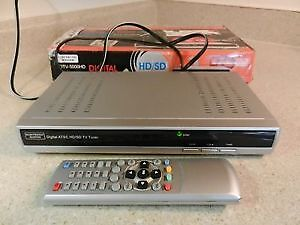 Digital ATSC HD/SD TV Tuner