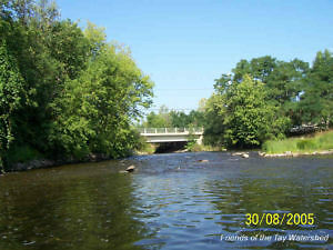 Perth One of a Kind Property - on theTay River - 106 acres