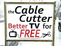 Android TV - Cut your Cable and $ave! - High Def - Free Content