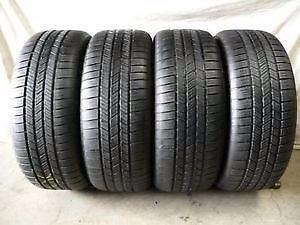 USED TIRES - GOODYEAR/MICHELIN - 80% LEFT, FREE INSTALL&BALANCE - 255/55/18; 245/60/18; 245/45/18; 245/40/18; 235/65/18;