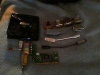 DVI , VGA , HDMI adapters and Computer Parts