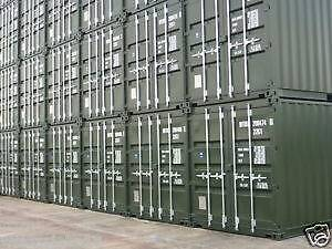 Single Trip Shipping Containers for just 2836 EX GST. Sunshine Brimbank Area Preview