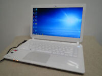 Toshiba Satellite 6gb ram 750gb hard drive Laptop