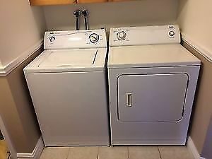 Matching Inglis Washer & Dryer
