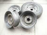 5 hole rims (must sell)