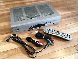 Vidéotron illico términal enregistreur haute définition