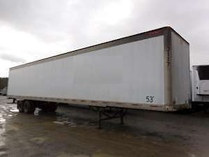 Wanted Reefer trailers Van Trailer 48 and 53 cash paid any condi