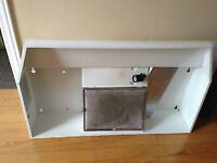 "Broan 30"" Range Hood W/Exhaust Fan"