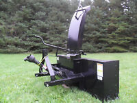 "Want to Purchase 54"" three point hich Snow Blower"