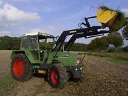 Fendt Traktor Schlepper
