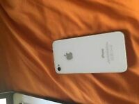 MINT CONDITION WHITE BELL & VIRGIN IPHONE 4S 16GB, COMES WITH EX