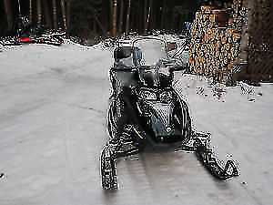 Golden, BC 2006 SKIDOO 380cc GTX for sale