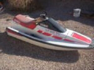 waverunner 500 1986 + Trailer ..
