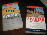 2 Spanish coursebooks