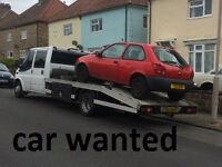 cheap car mot failure wanted upto 200
