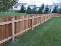 St Albert and area Fence and deck repairs