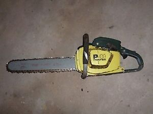 Wanted : Pioneer chainsaws complete saws or parts