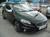 Volvo V40 1.6 D2 ( 115bhp ) ( s/s ) 2013MY R-Design Lux