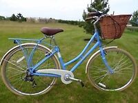 6 month old Pendleton Somerby Hybrid Bike - Barely used