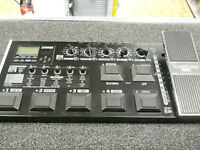 PEDALE MULTI-EFFECT KORG TONE WORK AX3000G POUR $179.95