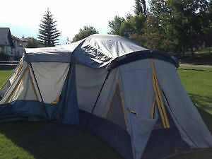 broadstone 13 persons family dome tent