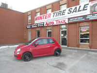Fiat 500 Service +Repair +Winter Tires + Performance @ Auto Trax City of Toronto Toronto (GTA) Preview