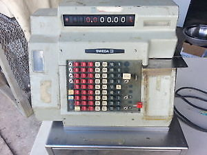 Sweda cash register, make offer