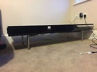 IKEA TV Table (black) in excellent condition
