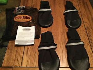 Muttluks, The Boot That Works Fleeced Lined Dog booties[new]