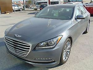 2015 Hyundai Genesis Luxury package Sedan