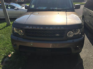 2011 Land Rover Range Rover Sport HSE sport SUV, Crossover