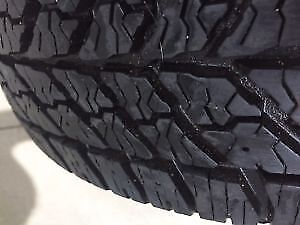 TWO GOODYEAR ULTRA GRIP 155 80 R 13 TIRES